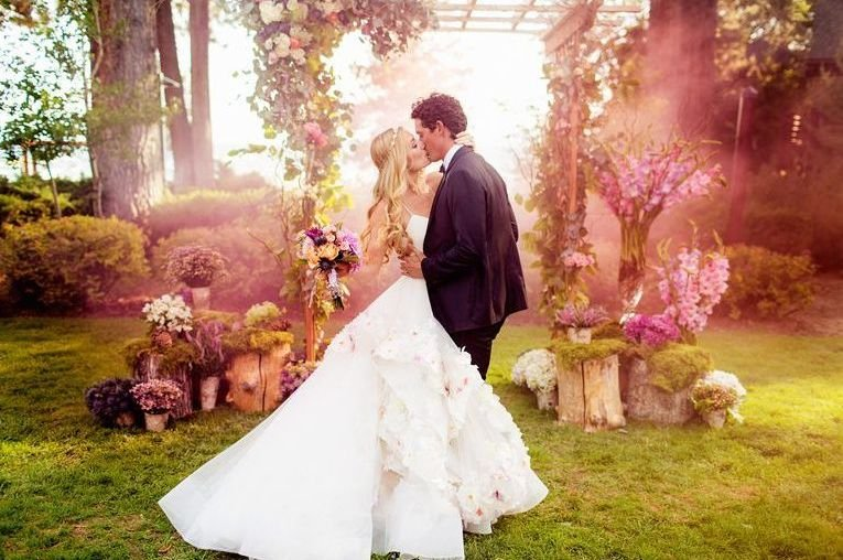 Soñar con boda ajena