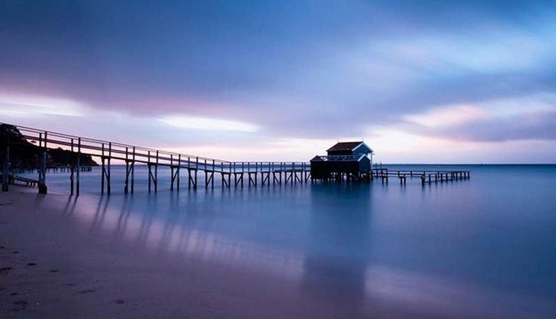 Soñar con mar tranquilo