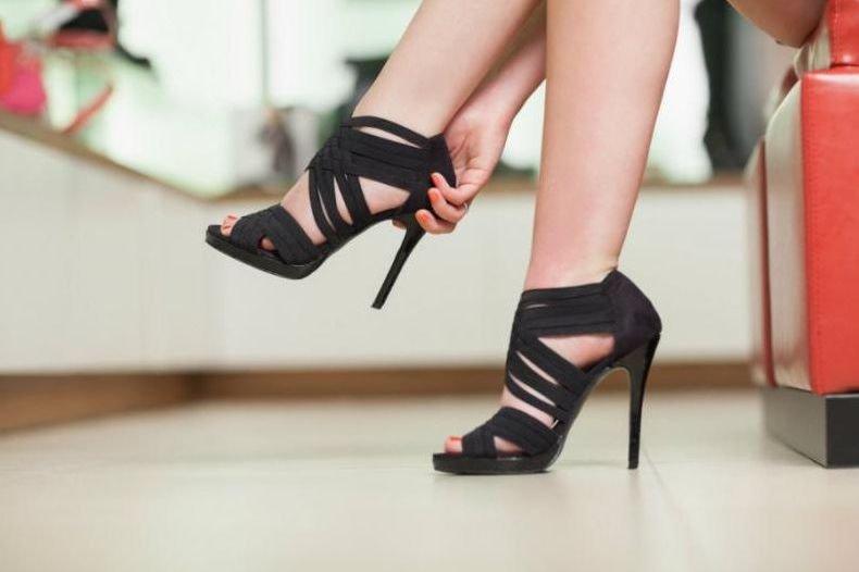 Soñar con zapatos de tacón
